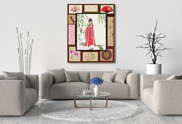 Chinese Beauty Artwork