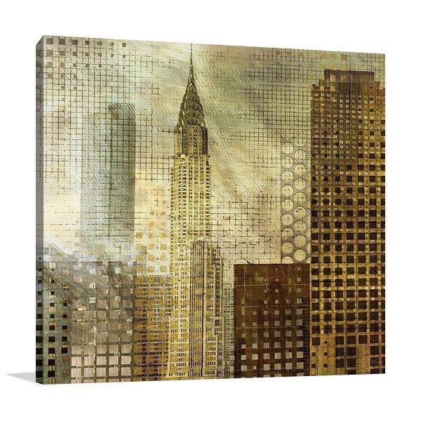 Chrysler Building Print | Katrina Craven