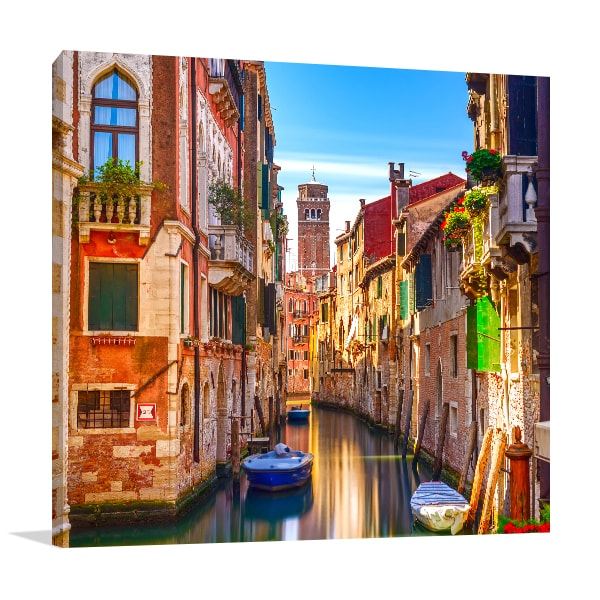 Cityscape Canvas Artwork