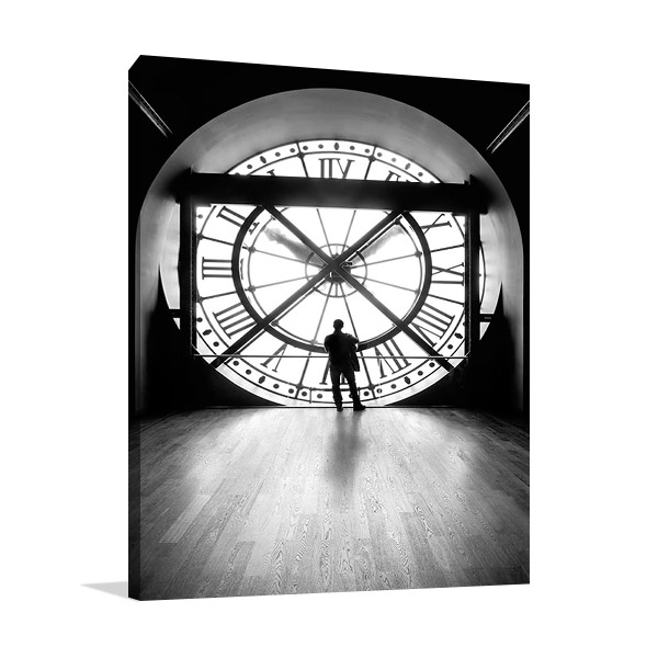 France Orsay Museum Wall Print