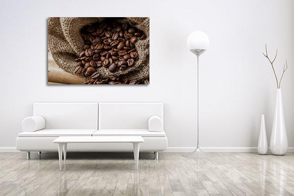 Coffee Bean Art Prints