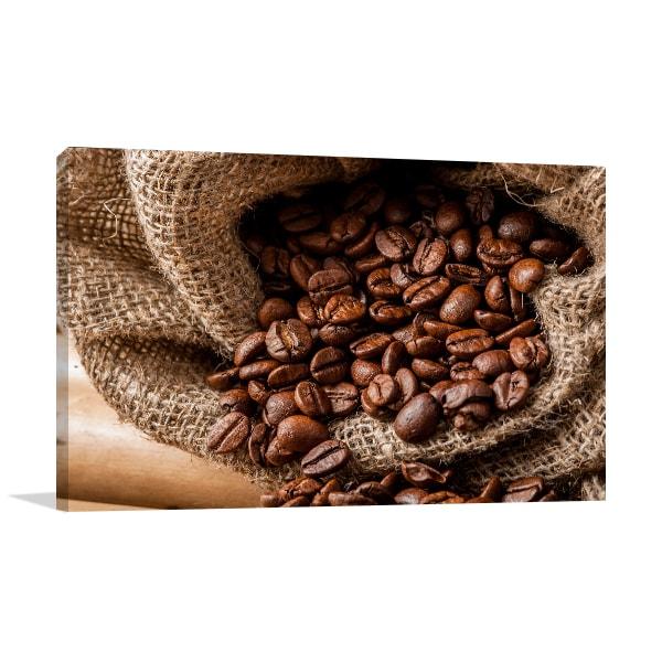 Coffee Bean Wall Art