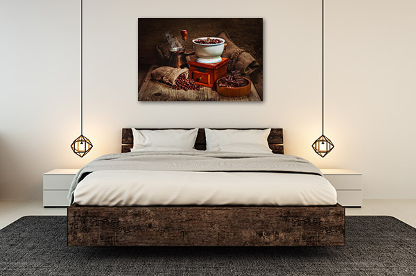 Coffee Old Style Wall Art
