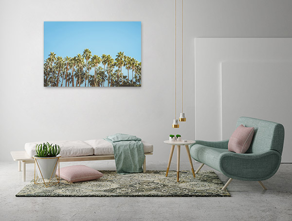 Colony Palm Trees Picture Wall