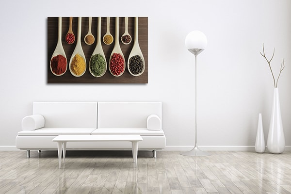 Colorful Spices Artwork