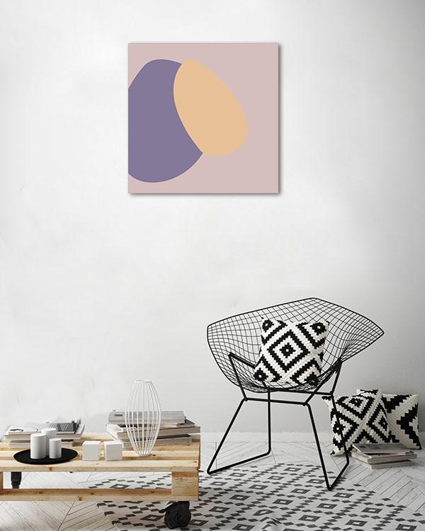 Colour Elements 1 Prints Canvas