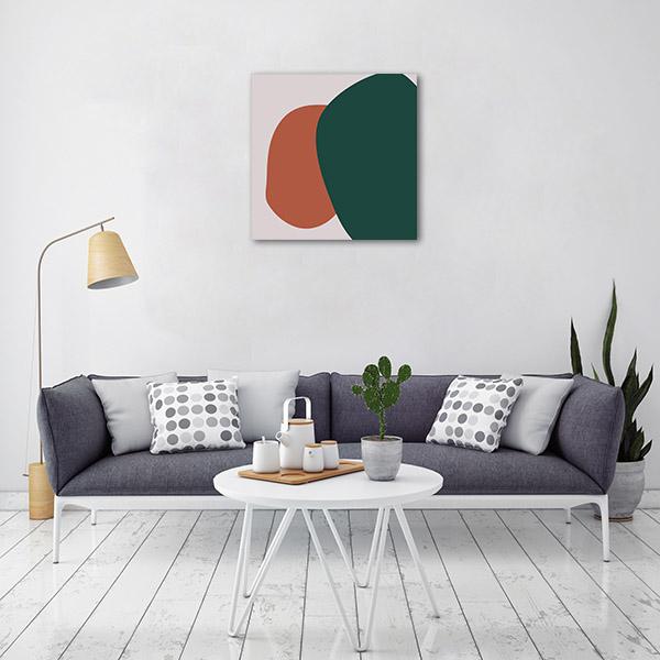 Colour Elements 2 Print Wall Art