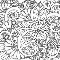 Colour Your Own Artwork Prints on Canvas
