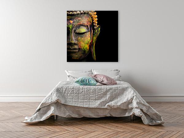 Colourful Buddha Artwork