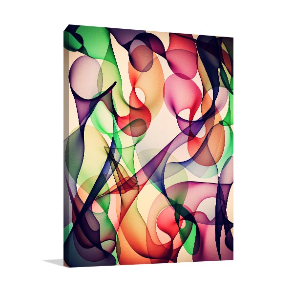 Colourful Connection Wall Art
