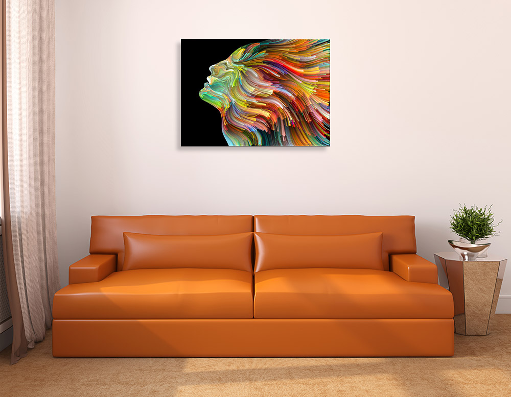 Canvas Art Abstract Figurative