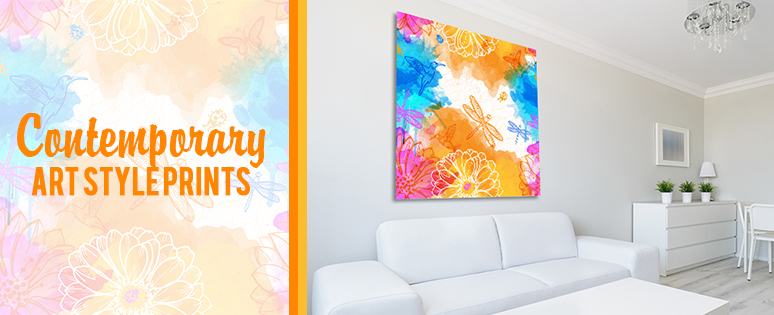 Contemporary Art Style Prints For Sale