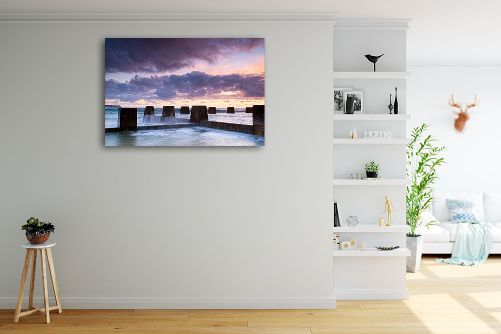 Photography Print on Canvas Brisbane