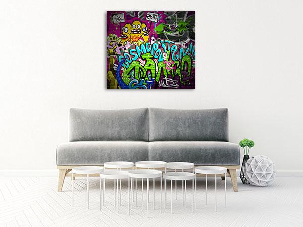 Cosmopolitan Artwork
