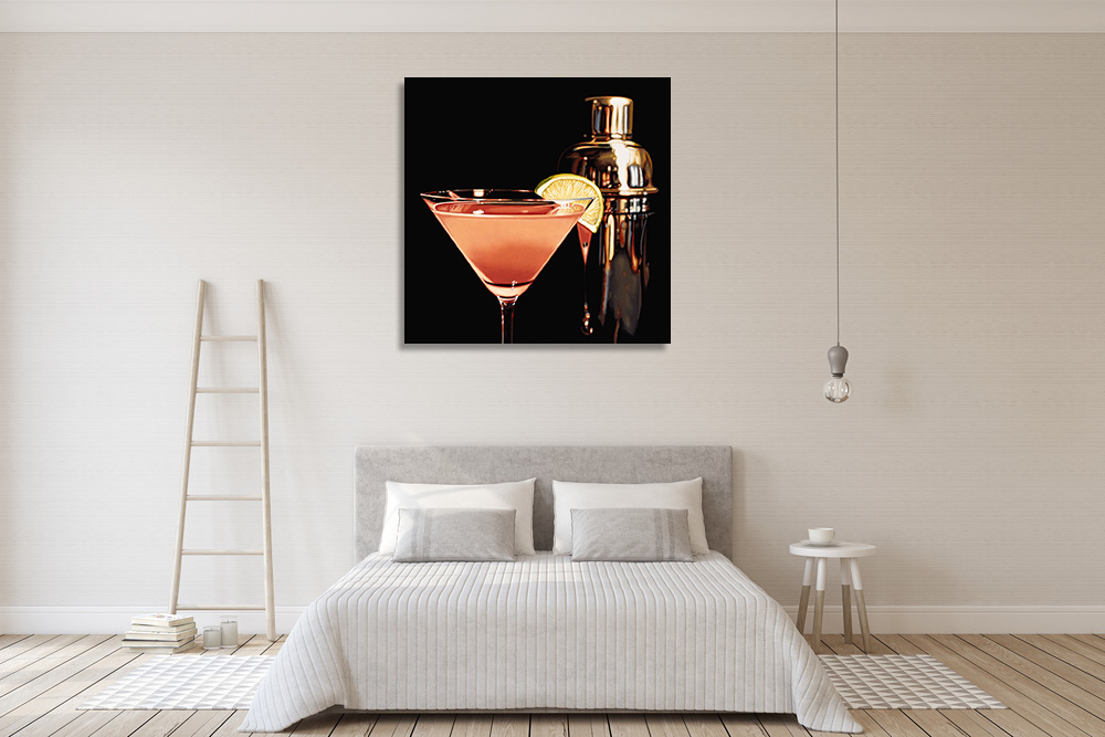 Square Printed Canvas Art