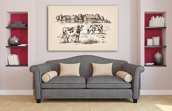 Countryside Artwork