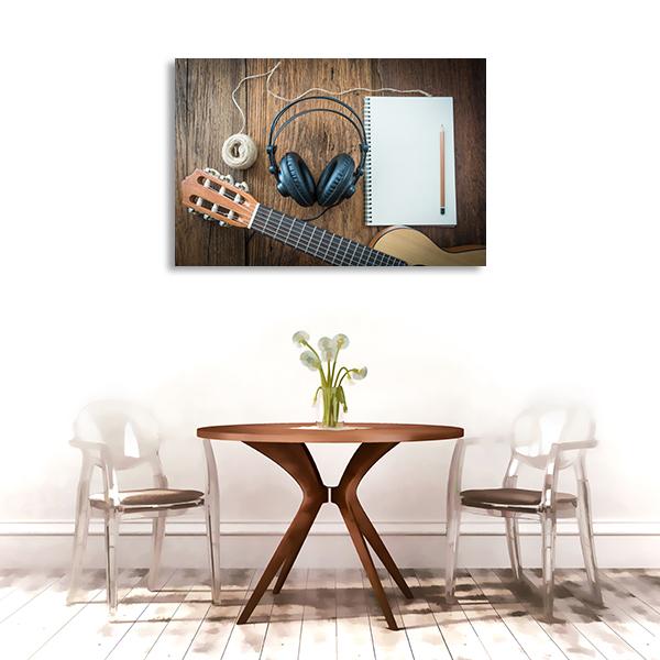 Creating Music Wall Art