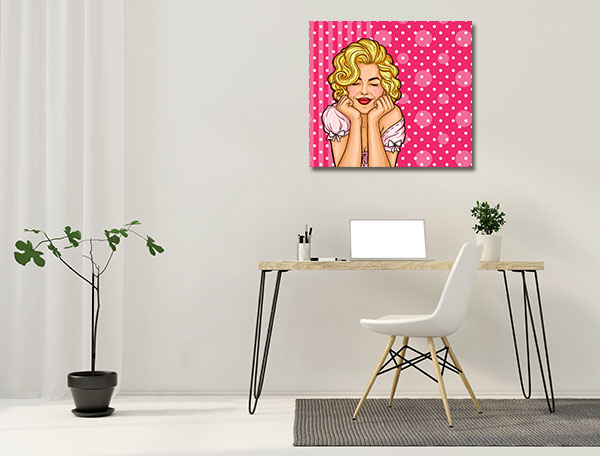 Cute Girl Art Prints