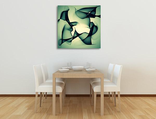 Cyberspace Canvas Art Prints