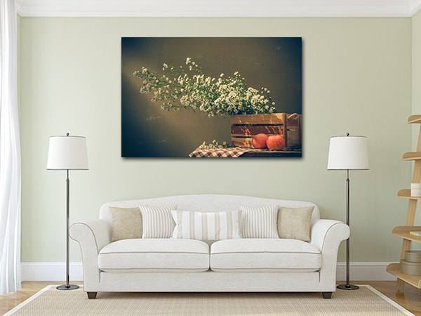 Daisies Canvas Prints on the Wall