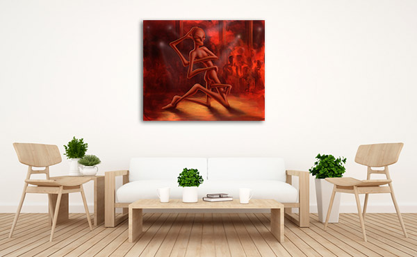 Dance of Medusa Wall Art