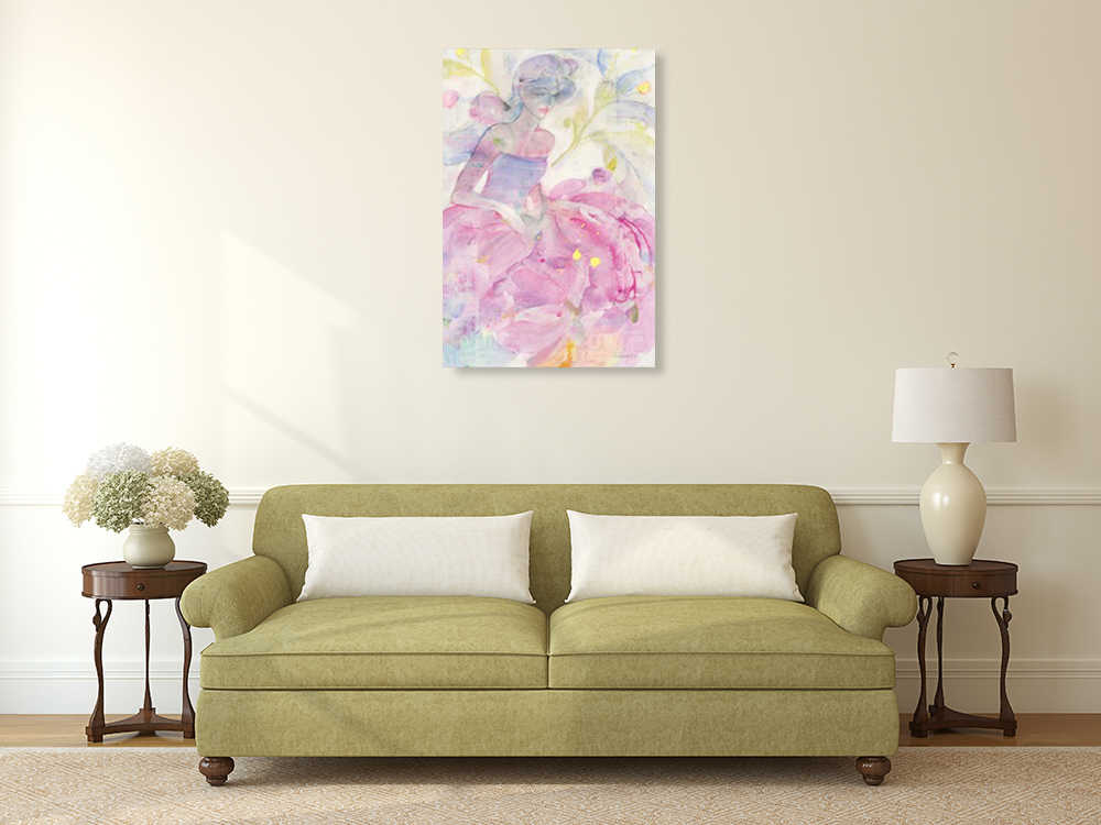 Figurative Wall Art Canvas