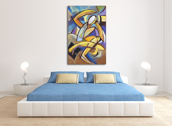 Dancing Man Wall Art