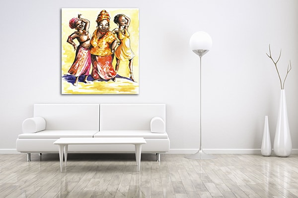 Dancing Wall Art