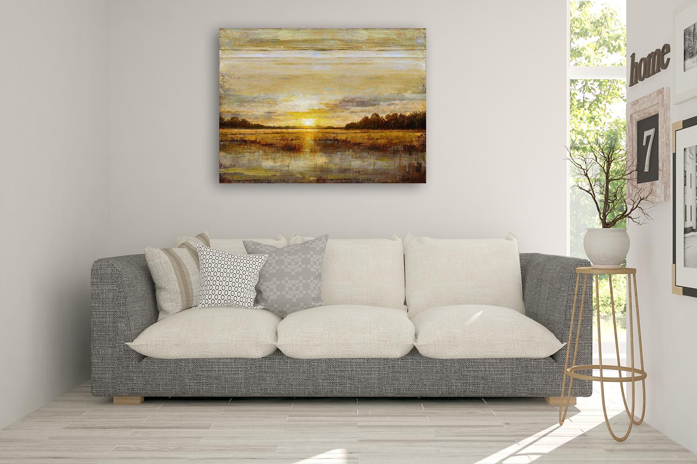Sunrise Wall Art Print
