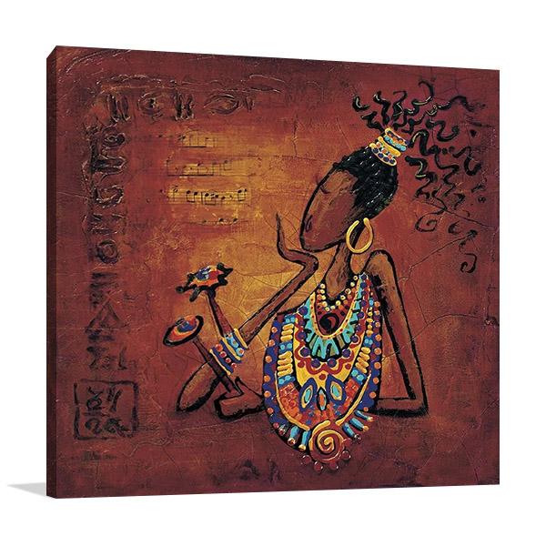 De Vous Moi III Wall Art Print