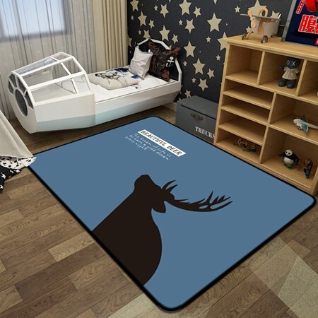 Baby Room Cartoon Style Rugs | Online Sydney Australia