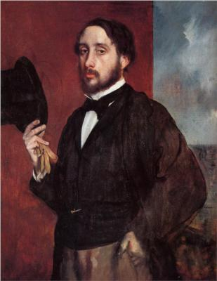 Degas reproduction artworks