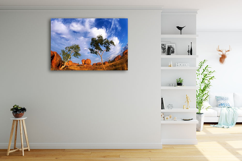 Australia Photography Landscape Wall Print