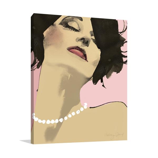 Diva I Wall Art Print