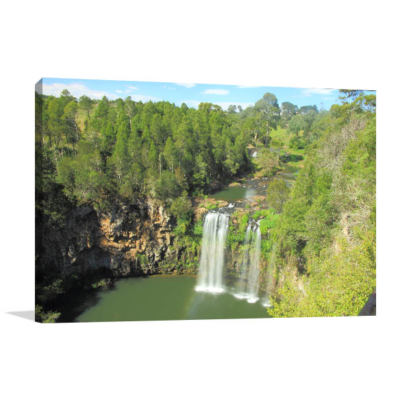 Dorrigo Wall Print Dangar Falls NSW Photo Art