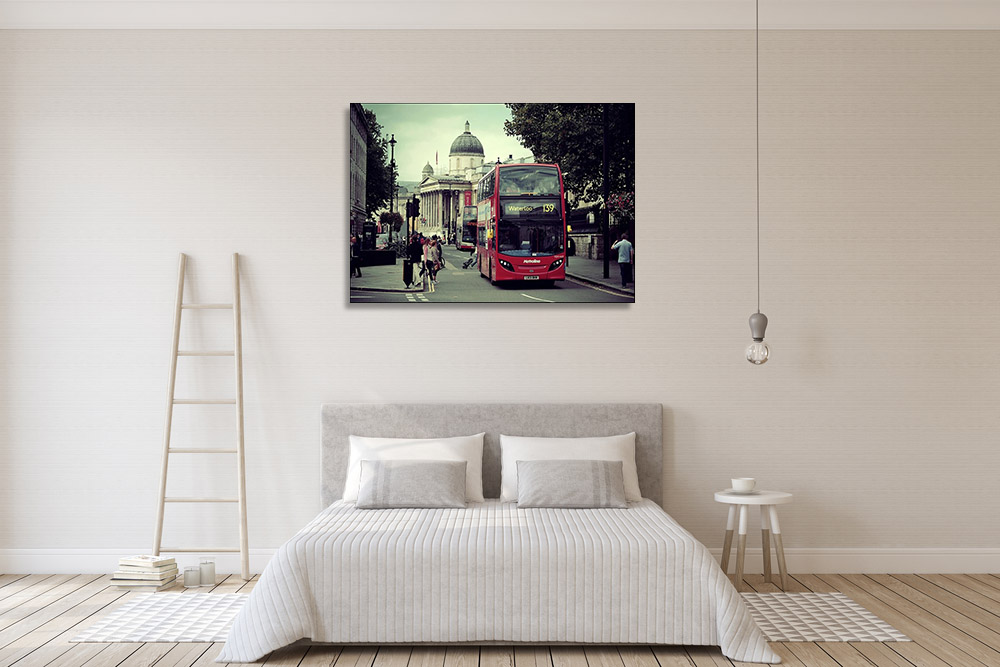 Travel Photography Canvas Print