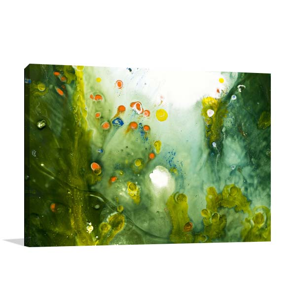 Dying Forest Canvas Art Prints