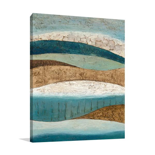 Earth Sky I Print on Canvas | Norm Olson