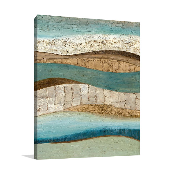 Earth Sky II Canvas Print | Norm Olson