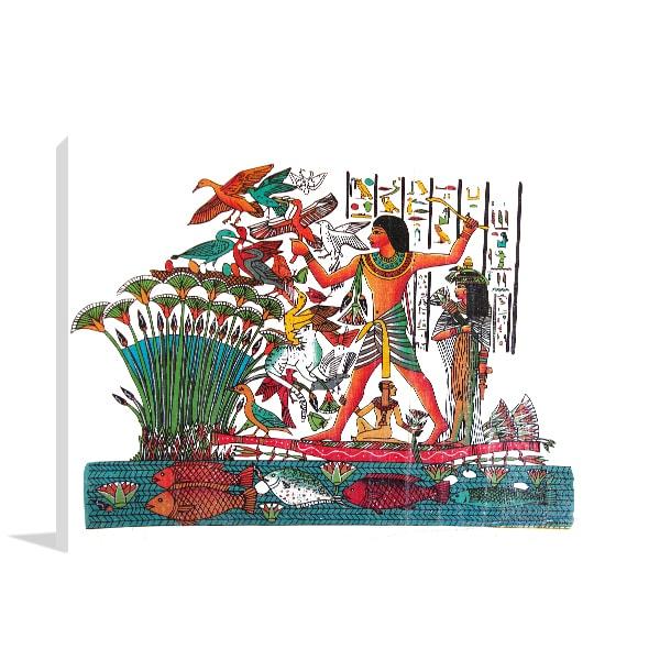 Egypt History Artwork