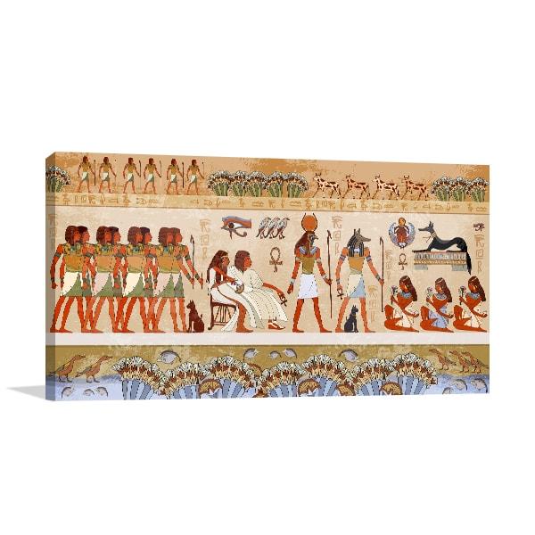 Egyptian Gods Art Prints
