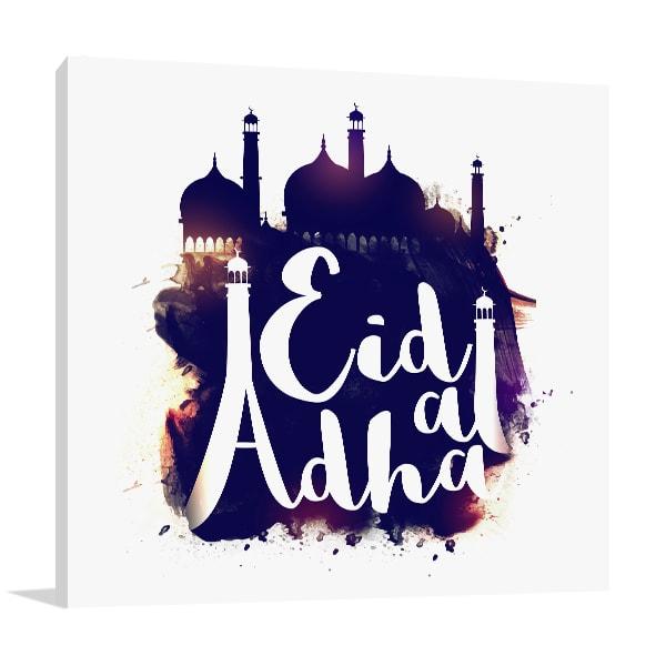 Eid Al Adha Wall Art