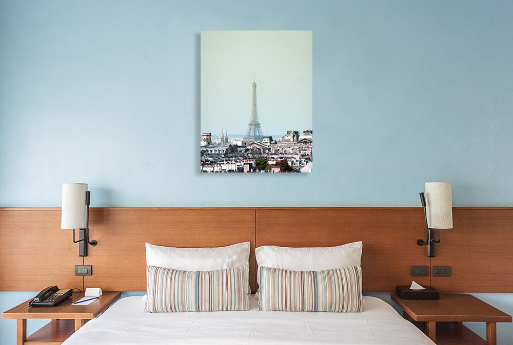 Paris Eiffel Tower Art Print