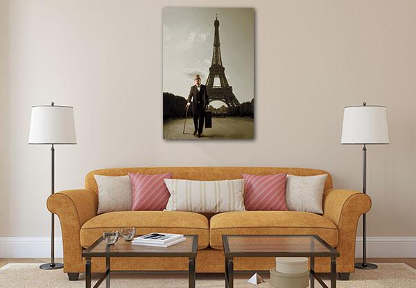 Elegant Man Canvas Prints