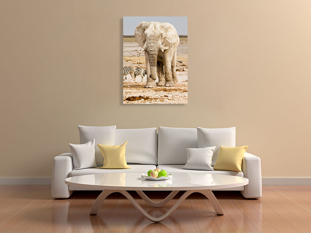 Africa Photography Portrait Print