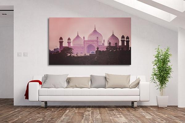 Emperor Mosque Prints Canvas