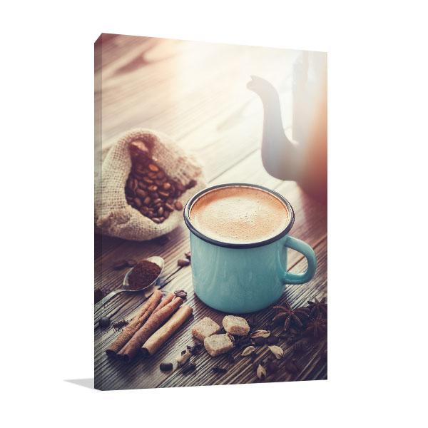 Espresso Coffee Art Prints