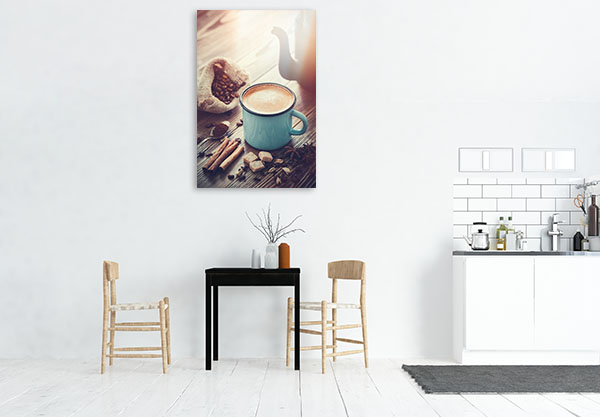 Espresso Coffee Canvas Prints