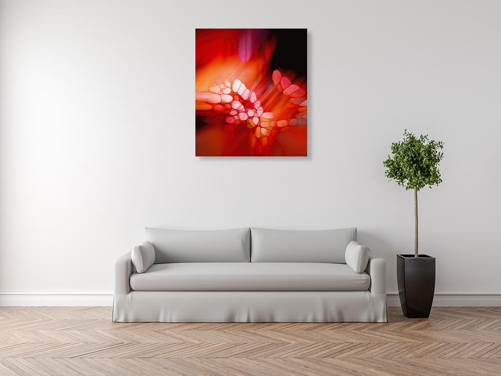 Contemporary Canvas Print