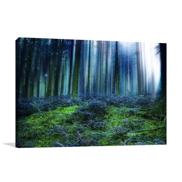 Fairytale Forest Print Artwork